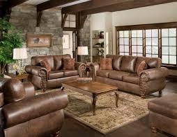Faux Leather Living Room Set Leather Living Room Set