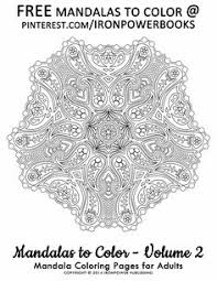 pages mandalas coloring pages