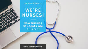 10 Must Nursing Essentials Nursefuel by We Re Not We Re Nurses How Nursing Students Are Different