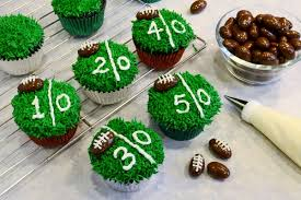 football cupcakes chionship chocolate cupcakes cakewalker
