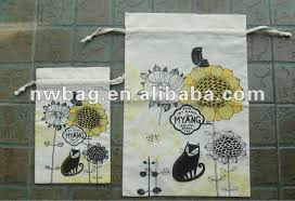 nonwoven small disposable tree bag small fabric