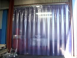 pvc door curtain pvc door plastruct polyzone