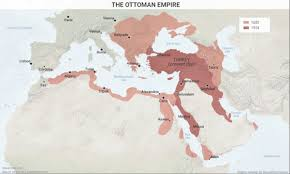 Present Day Ottoman Empire 4 Maps Of Past Empires That Can Tell Us About The Future