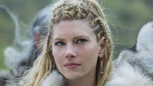 lagatha lothbrok hairstyle earrings worn by lagertha katheryn winnick in vikings 4x01 spotern