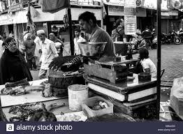 butcher shop black and white stock photos butcher shop black and butcher shop chor bazaar mumbai maharashtra india asia stock image