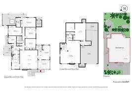 Residences Evelyn Floor Plan by 12 Gordons Road Templestowe Lower Vic 3107 Hockingstuart