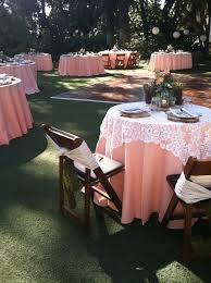 wedding table linens hotel val decoro