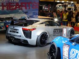 lexus supercar commercial file osaka auto messe 2015 182 lexus lfa ver d1gp produced by