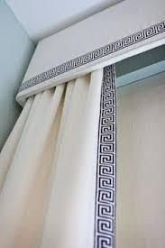 Foam Board Valance Pelmet Box 2 Window Cornice Made From Foam Board U0026 A Cheap
