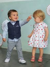 tenue mariage enfant vêtement de cérémonie et tenue de baptême enfant 18 mois