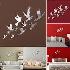 birds mirror decals promotion shop for promotional birds mirror