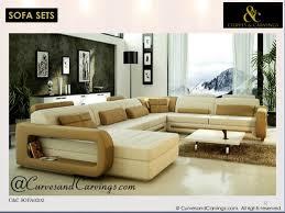 Curves  Carvings Designer Luxury Furniture Catalogue - Sofa designs india