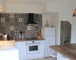 Cement Tile Backsplash by Top 100 Beach Style Kitchen With Cement Tile Backsplash Ideas