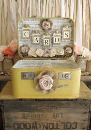 Country Shabby Chic Wedding by Best 25 Vintage Suitcase Wedding Ideas On Pinterest Wedding