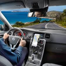 porta iphone da auto mpow porta cellulare universale da auto per cd slot con la