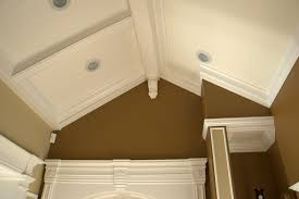 Crown Molding Vaulted Ceiling by Crown Molding On Vaulted Ceilings Images Crown Molding On Vaulted