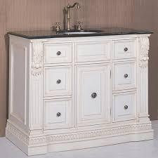 Antique White Vanity White Bathroom Vanity 184
