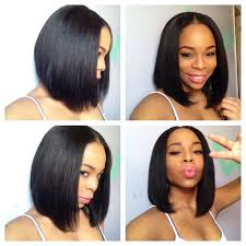 hair extensions for bob haircuts malaysian straight extensions straight hair and hair extensions