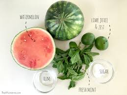 watermelon mojito watermelon mojito u201cfruit salad u201d the momerie