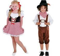 oktoberfest costumes kids hansel gretel austrian oktoberfest costumes ages 4