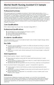 nursing assistant resume samples example cover letter resume