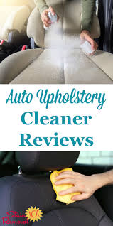 Upholstery Car Seats Near Me Car And Auto Upholstery Cleaner Reviews Which Is Best