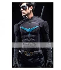 Nightwing Halloween Costume Ismahawk Nightwing Series Danny Shepherd Costume Jacket