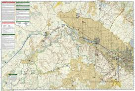 Colorado Hunting Units Map by Colorado National Monument Mcinnis Canyons National Conservation