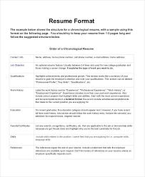 Chronological And Functional Resume Download Resume Formate Haadyaooverbayresort Com