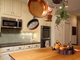 appliances smart ideas to place hanging kitchen pot rack hanging full size of pots and pans rack cabinet crystal island light large arched window teak wood