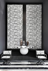 Chaise Design Noir Et Blanc indogate com salon moderne noiretblanc