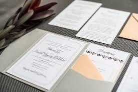Wedding Invitation Pocket Envelopes Pocket Folder Invitation Assembly U2014 Art By Ellie Blog U2014 Art By