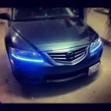 plasmaglow led light strips audi mazda 6 forums mazda 6