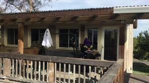 flying ghost halloween decoration from spirit halloween store