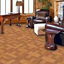 12x12 brown wood parquet peel stick vinyl tile flooring 30 sq