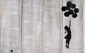 banksy wallpapers balloon banksy balloon girl wallpaper wall mural muralswallpaper co uk