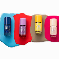 choose your new favorite full color nail enamel for the spring