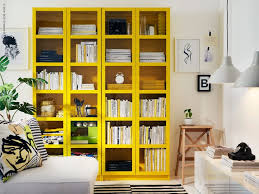 Grey Bookcase Ikea Best 25 Yellow Bookshelves Ideas On Pinterest Grey Bookshelves