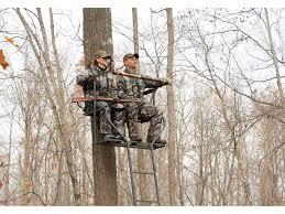 rivers edge standard ladder treestand steel mpn re629
