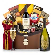 luxury gift baskets a toast for two chagne gifts p when the occasion