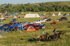 Standing Rock Reservation Map Photos Of The North Dakota Pipeline Protest U2014 High Country News