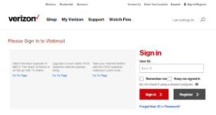 Seeking Capitulo 1 Espaã Ol How To Setup Verizon Webmail With Your E Mail Client