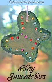 clay suncatcher ornaments u2013 the pinterested parent