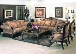 Classic Living Room Furniture Sets Endearing Large Traditional Sofa 18 Classic Living Room Furniture