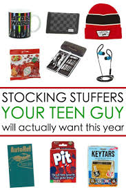 65 awesome stocking stuffers for a teen guy teen boy gift ideas