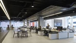 open office lighting design havas worldwide offices by gary lee partners chicago illinois