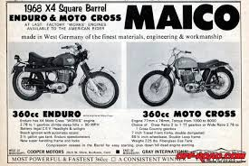 when was the made the maico vintage bike guide road com