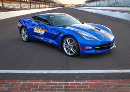 corvette stingray 2014 2014 corvette stingray to pace the 97th indianapolis 500