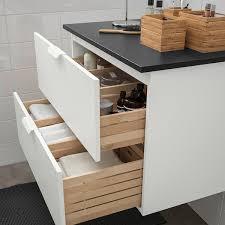 ikea kitchen sink cabinet drawers godmorgon tolken sink cabinet with 2 drawers white anthracite 32 1 4x19 1 4x23 5 8