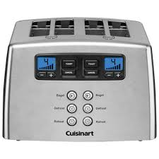 Breville 4 Slice Smart Toaster Breville Die Cast Smart Toaster 4 Slice Toasters Best Buy Canada